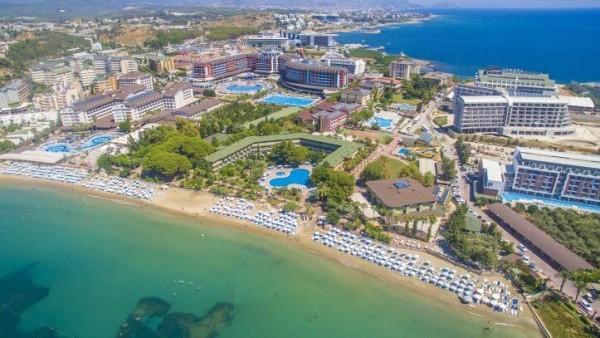 HOTEL LONICERA RESORT ALANJA TURSKA