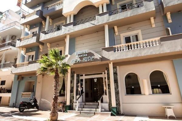 HOTEL MANTAS SEA SIDE 3* - Lutraki / Grčka