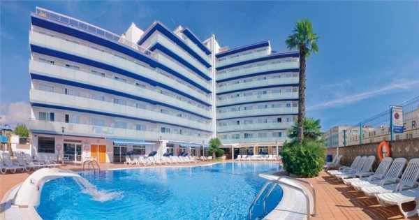 Hotel Mar Blau 3* Bazen