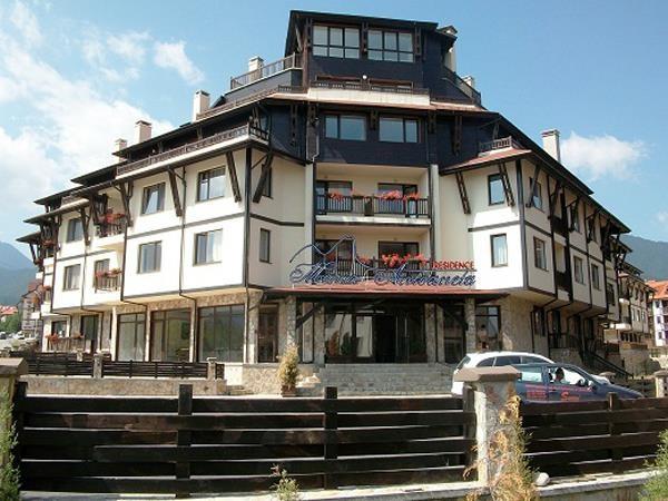 bansko bugraska zima hoteli smestaj cene