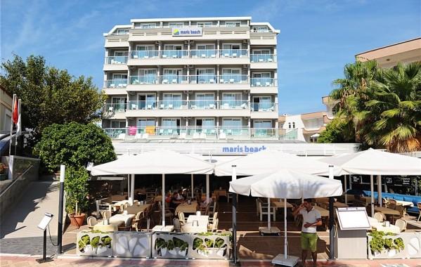 HOTEL MARIS BEACH MARMARIS TURSKA SLIKE