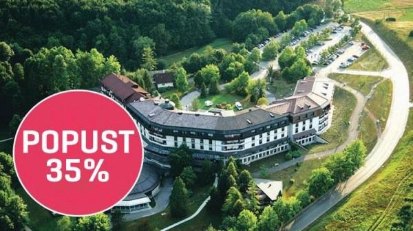 Hotel Šmarjeta wellness Slovenija banje popust cena