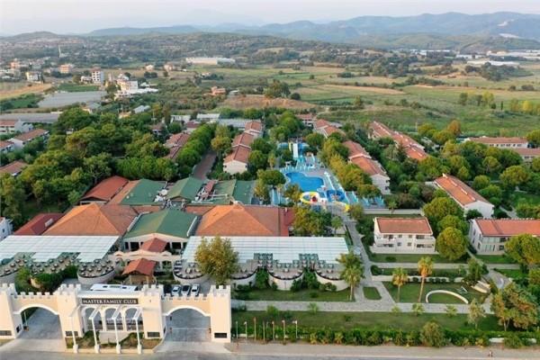 Hotel Master Family Club Side leto Turska letovanje paket aranžman smeštaj kompleks