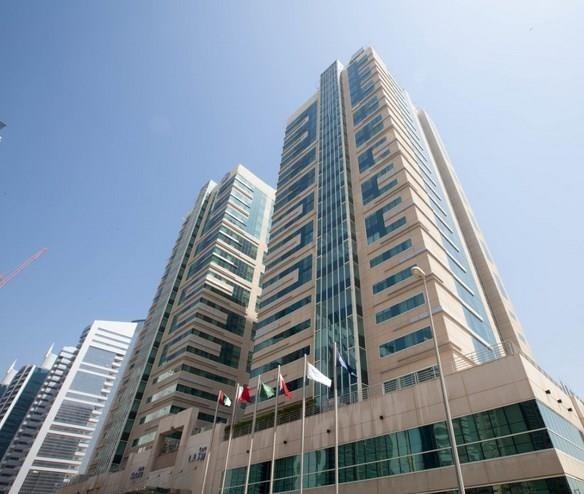 Hotel Media Rotana dubai UAE paket aranžman avionom povoljno putovanja spolja