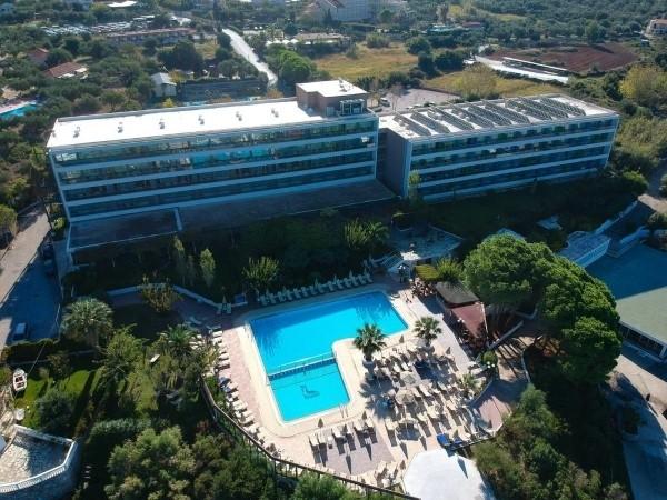 HOTEL MEDITERRANEE Lassi Kefalonija paket aranžman letovanje more Grčka cena
