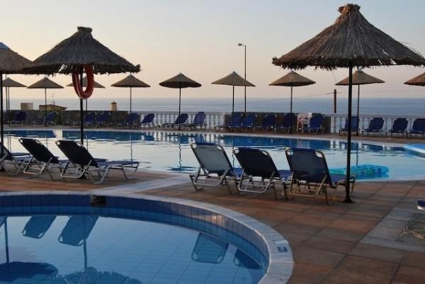 Hotel Mediterraneo 4* Hersonises Bazeni