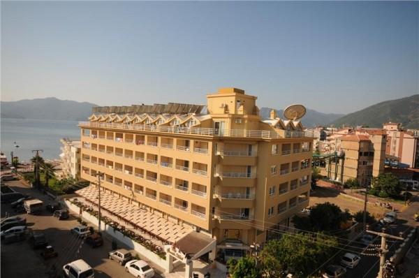 Hotel Mert Seaside Marmaris Turska city samo za odrasle plaža more letovanje paket aranžman povoljno