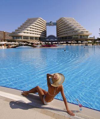 HOTEL MIRACLE RESORT ANTALIJA TURSKA LETOVANJE TURSKA LETO AVIONOM
