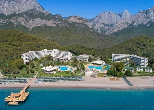 Hotel MIRAGE PARK RESORT Kemer letovanje Turska smeštaj all inclusive paket aranžman