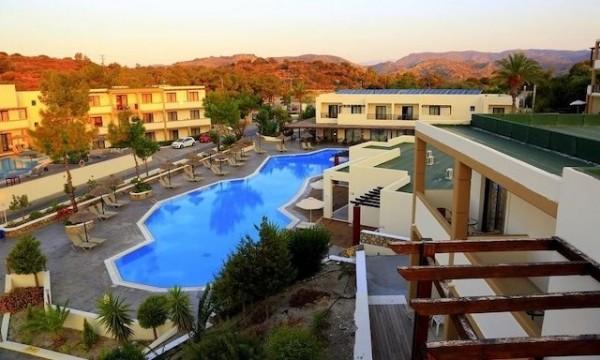 Hotel Miraluna Village 5* Kiotari Bazen