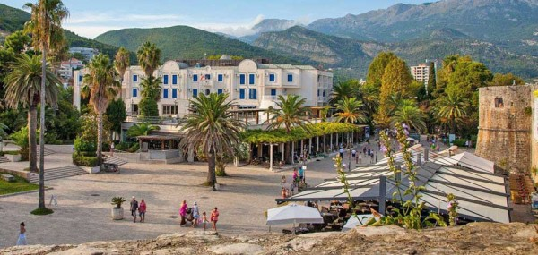 budva crna gora hotelski smestaj avio preovoz