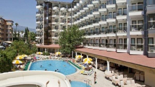 HOTEL MONTE CARLO ALANJA TURSKA AVIO