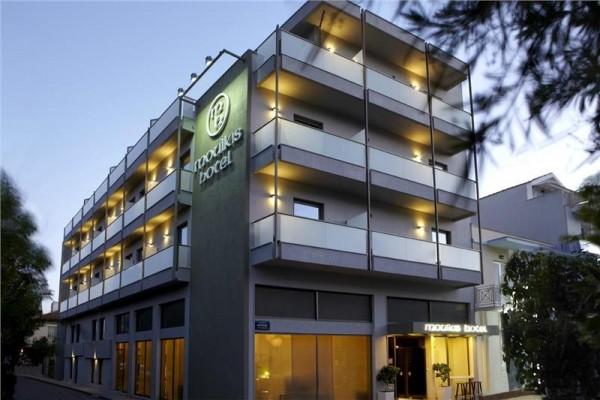 Hotel Mouikis Argostoli Kefalonija Grčka letovanje more cena smeštaj paket aranžman