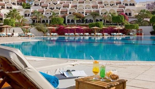 Hotel Movenpick Naama Bay 5* Šarm el Šejk Bazen