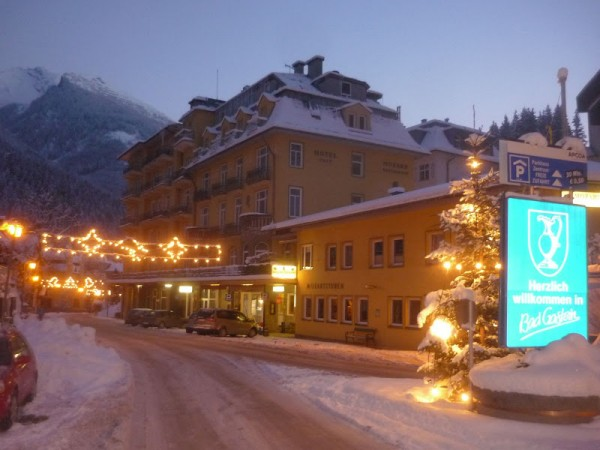 Zimovanje u Austriji Bad Gastein skijanje cene smestaj