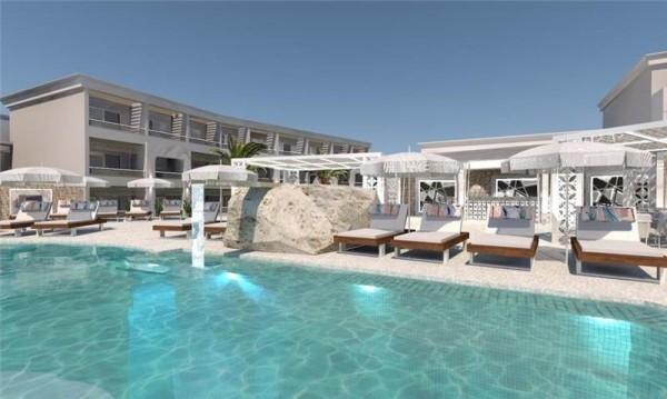 Hotel Mythos Palace Resort & Spa Georgiopolis bazen