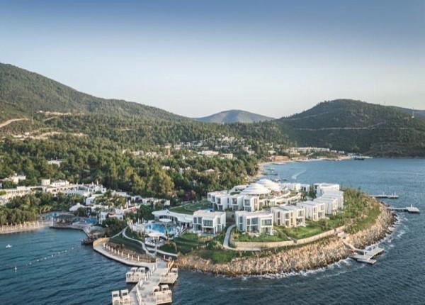 Hotel Nikki Beach bodrum turska letovanje povoljno paket aranžman egejsko more last minute cena