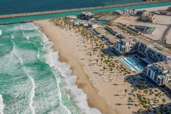 Hotel Nikki Beach Resort & Spa Dubai more plaža paket aranžman Dubai UAE letovanje
