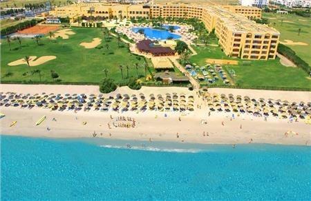 hotel nour palace thalasso mahdia tunis dreamland