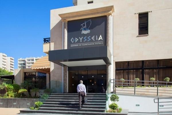Hotel Odyssia Limasol Kipar more letovanje paket aranžman cena smeštaj ulaz