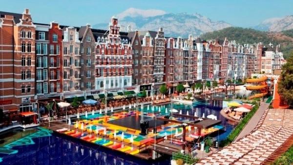 HOTEL ORANGE COUNTY RESORT KEMER TURSKA