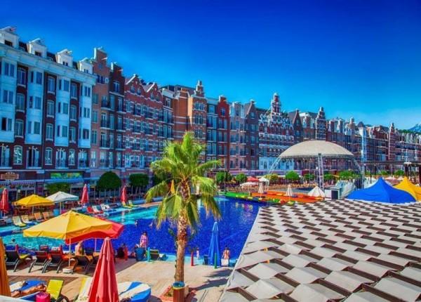 HOTEL ORANGE COUNTY RESORT KEMER TURSKA SLIKE