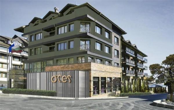 HOTEL ORES BANSKO BUGARSKA SKIJANJE DREAMLAND