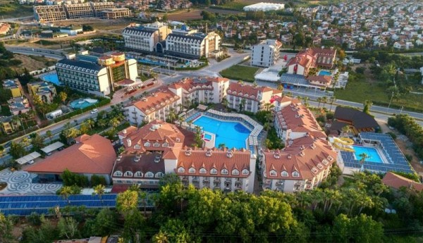 HOTEL SIDE ALEGRIA TURSKA DREAMLAND