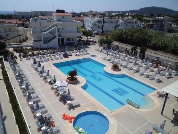 Hotel Orion 3* Faliraki Bazen