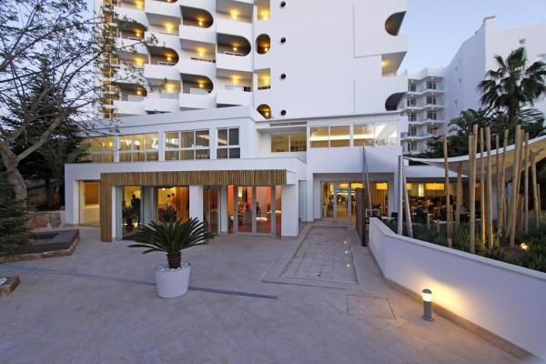 Hotel Pamplona Playa de Palma Majorka Španija more letovanje paket aranžman cena