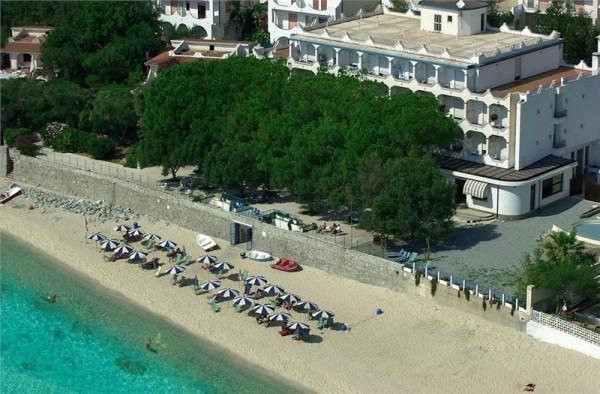Hotel Park Kapo Vatikano Kalabrija Italija