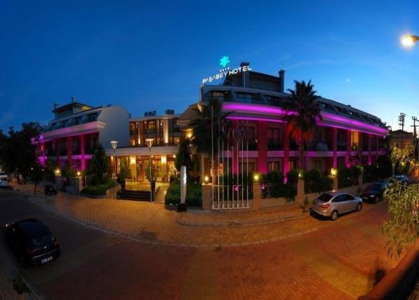 Hotel Pasabey marmaris turska more egejsko more avion povoljno cena