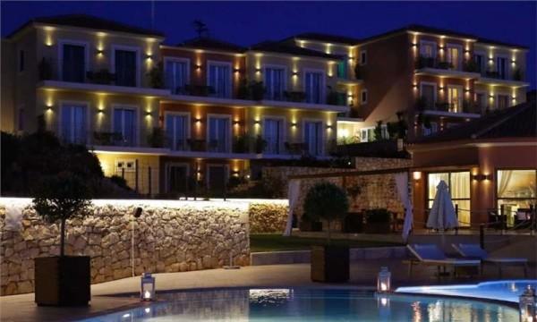 Hotel Petani Bay Kefalonija Grčka more paket aranžman cena smeštaj