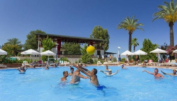 HOTEL PGS ROSE RESIDENCE KEMER TURSKA SLIKE