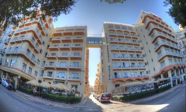 Hotel Plaza & Plaza Regency Sliema dreamland