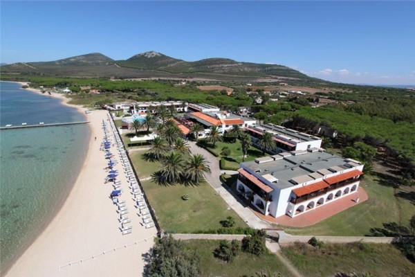 Hotel Porto Conte Alghero Sardinija Italija more letovanje paket aranžman