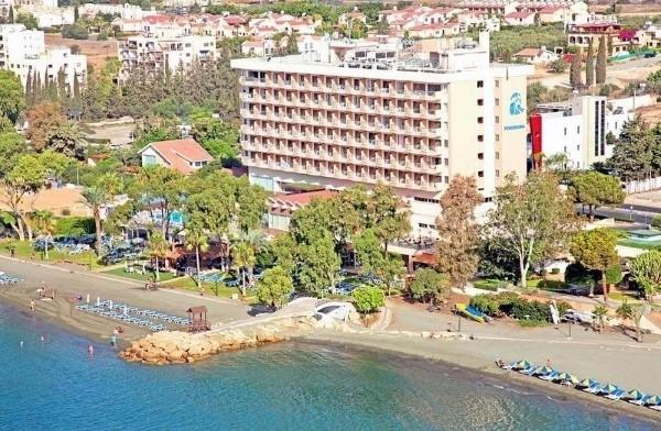 Hotel Poseidonio beach Limasol Kipar letovanje paket aranžman cena