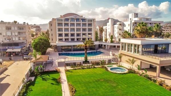 hotel premier nergis beach marmaris turska