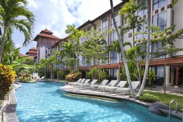 Hotel Prime Plaza sanur Bali letovanje povoljno leto more cena bazen