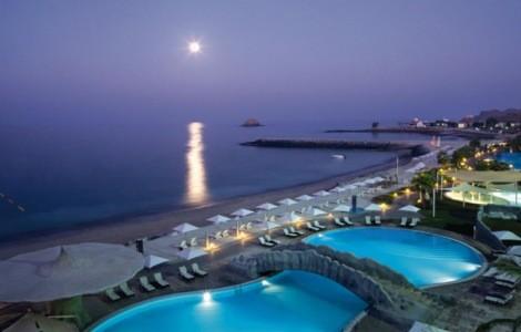 Fudžajra Ujedinjeni arapski Emirati egzoticna putovanja hoteli sa 5*