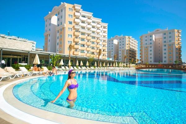 HOTEL RAMADA RESORT LARA TURSKA ANTALIJA - LARA LETO HOTELI TURSKA