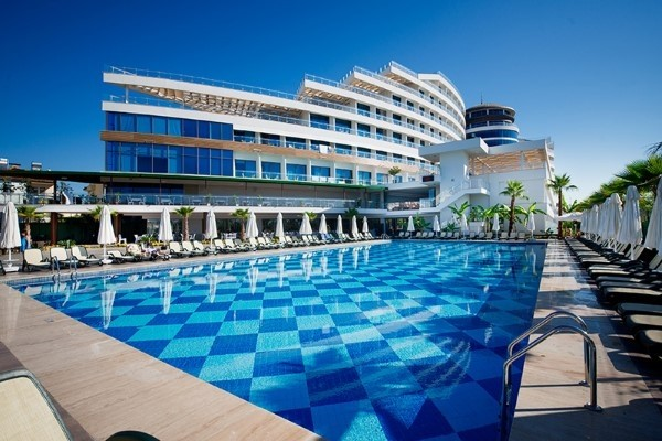 Hotel Raymar Resort Aqua park Side Turska deca besplatno gratis dvoje dece