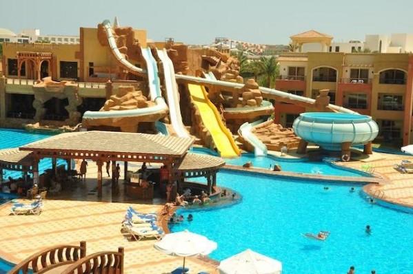 Hotel Regency Plaza Aqua Park & Spa Resort 5* Akva park