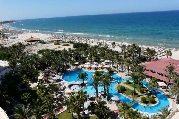 Hotel Riadh Palms sus tunis letovanje all inclusive najpovoljnije cene