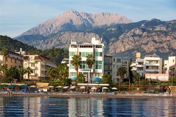 Hotel River Rock leto Kemer Letovanje Turska