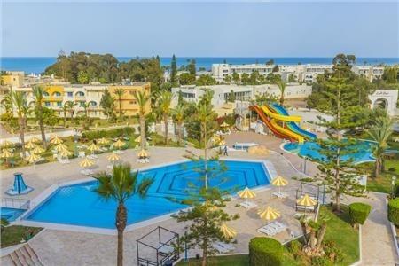 HOTEL RIVIERA PORT EL KANTAOUI TUNIS DREAMLAND