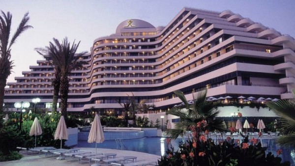 RIXOS DOWNTOWN ANTALYA TURSKA ANTALIJA - LARA LETO HOTELI TURSKA