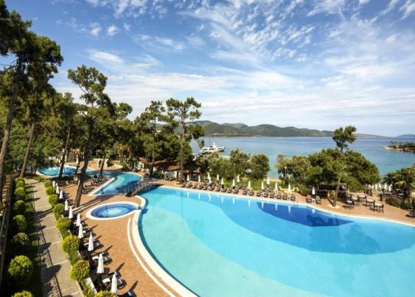 hotel rixos premium bodrum leto 2019 turska bodrum avionom cena spoljni bazen