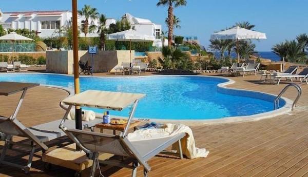 Hotel Royal Savoy 5* Šarm el Šeik Bazen