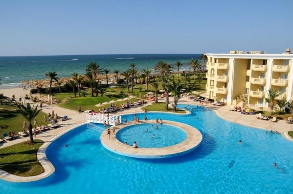Hotel Royal Thalassa Monastir Tunis čarter let paket aranžman mediteran more plaža